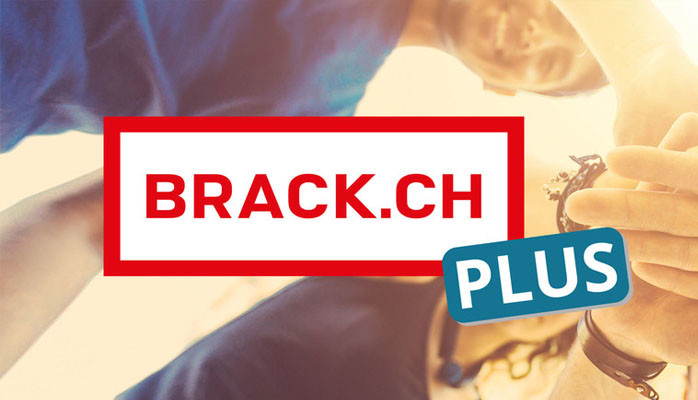 BRACK.CH Plus